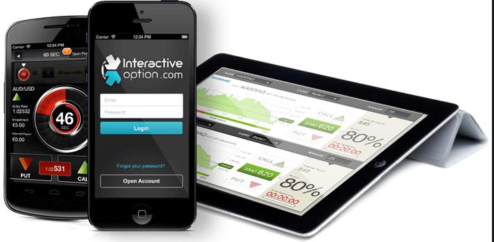 Брокер Interactiveoption