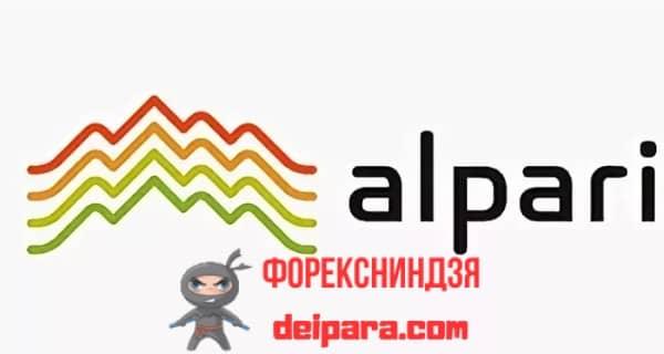 Рисунок 1. Альпари – брокер или дилинговый центр?