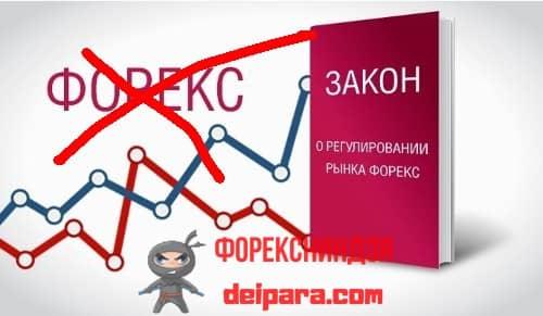 ЦБ РФ запретил Форекс в России? разберемся