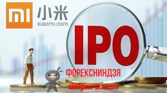 Рисунок 2. Инвестиции в IPO Xiaomi принесли инвесторам десятки процентов дохода.