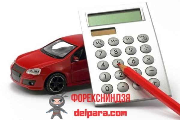 Условия автокредитования