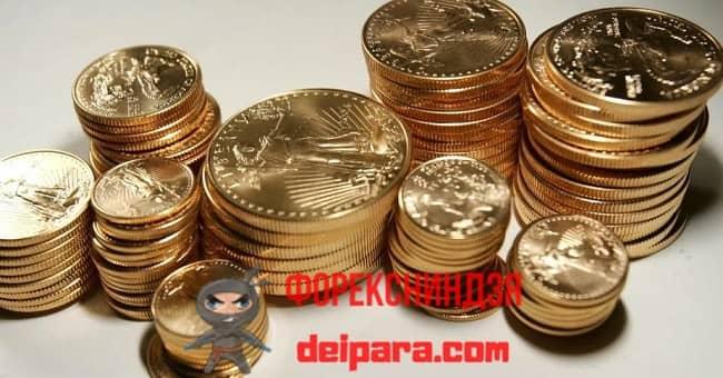 Рисунок 2. Для инвестиций можно выбрать разные монеты.