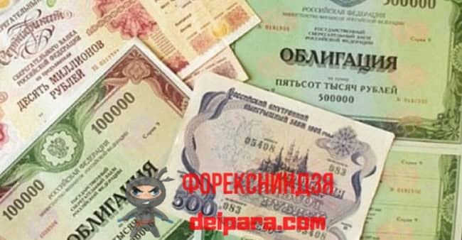 Рисунок 3. Куда вложить миллион рублей? – Выбирайте ценные бумаги.