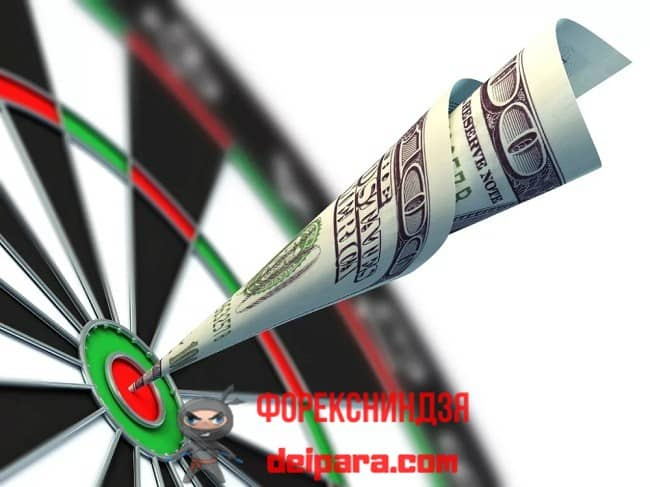 Рисунок 1. Финансовые цели достигаются лишь теми, кто способен их правильно сформулировать и планомерно двигаться к их осуществлению.