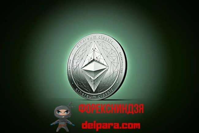 Рисунок 3. Начать инвестирование в криптовалюту можно с покупки Ethereum.
