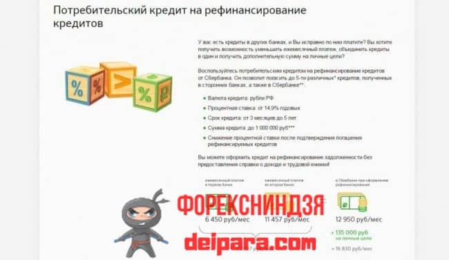 Что представляет из себя рефинансирование старого кредита в новый кредит в Совкомбанке