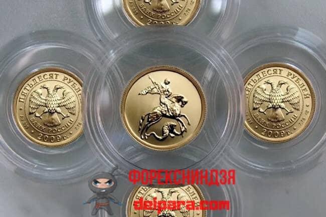 Рисунок 2. Инвестиции в монеты из драгоценных металлов по отзывам инвесторов надежные и доступные.