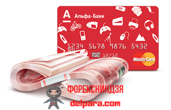 Альфа-Банк: пополнение карты