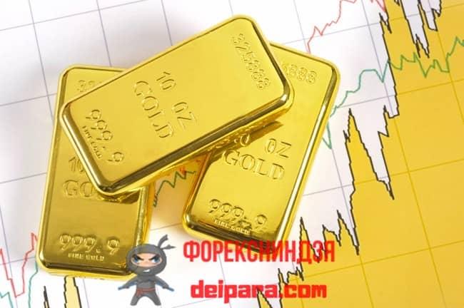 Рисунок 1. Из всех факторов, что влияют на курс золота, наиболее значимым является спрос на него.