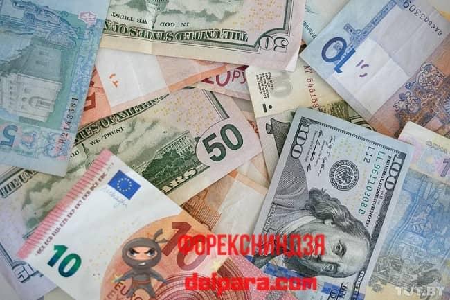 Рисунок. Действия правительства, влияющие на валютный курс рубля, евро и доллара, разнообразны.