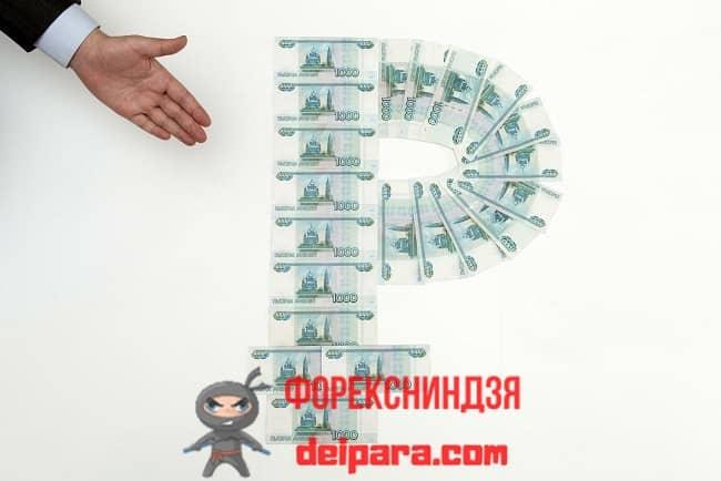 Рисунок 2. Интерес и доверие к рублю влияют на его курс очень сильно через объем инвестиций в экономику.