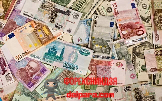 Рисунок 1. На курс валют влияют Центробанки стран-эмитентов.
