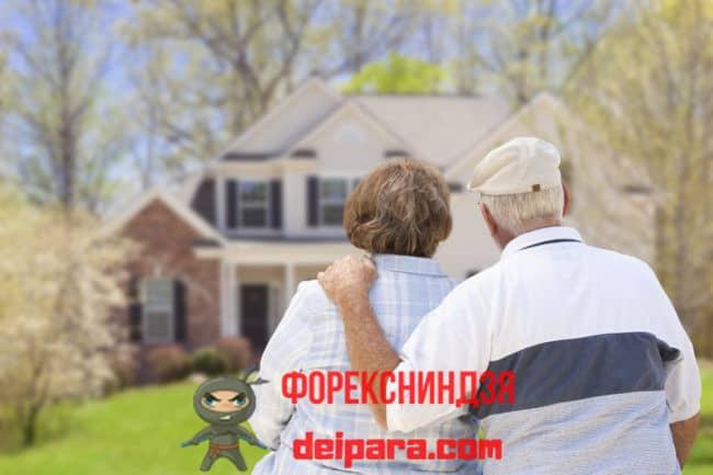 Займы на приобретение земельной собственности и жилья находящегося на стадии строительства