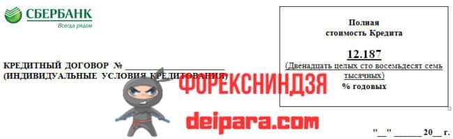 Договор военной ипотеки Сбербанк