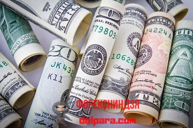 Рисунок. Только одном способом может появиться валюта на ИИС – покупка у брокера (купить можно не всегда и не везде).