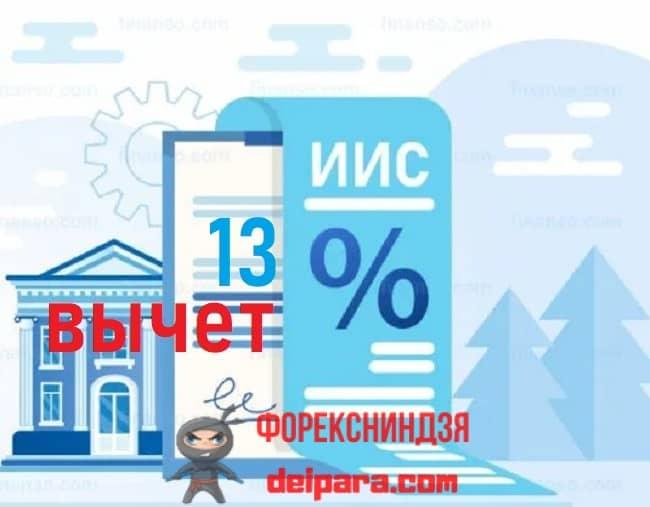 Рисунок 2. Получить по ИИС от государства 52 тыс. (тысячи) рублей можно в виде 13%-ного возврата с уплаченных налогов.
